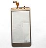 Оригинальный тачскрин / сенсор (сенсорное стекло) для Leagoo M5 Plus (золотой цвет)