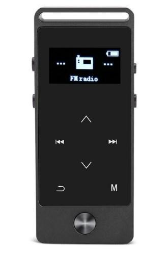 MP3 Плеер Benjie S5 8Gb black