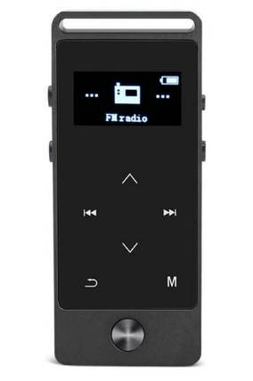 MP3 Плеер Benjie S5 8Gb black, фото 2