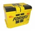 Автомобильные аккумуляторы Forse 6ст-65Ah