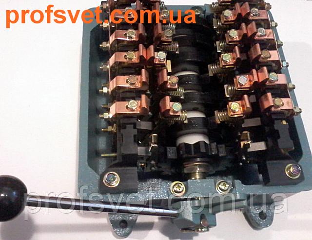 фотография командоконтроллер ККТ-62А вид механизма внутри