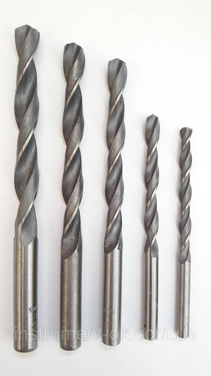 Сверло по металлу серое d 3.9 мм