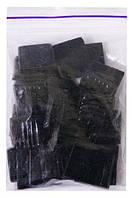 Мозаика Joy-Glass,20*20, №13 черная, 100г, Mosaikstein (сняли с пр-ва)