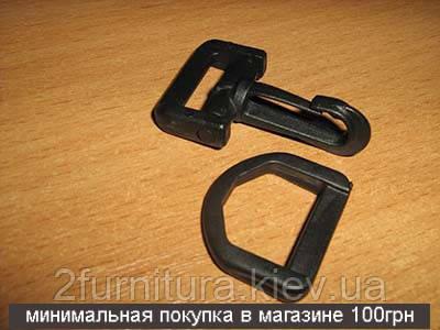 Карабины пластмассовые (20мм) 10шт 5554