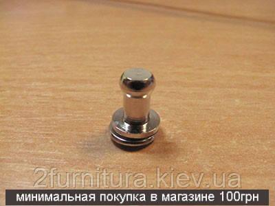Винты для кобуры (10мм) никель, 10шт 5079