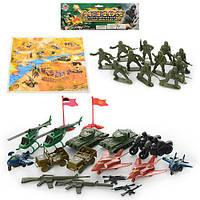 Комбат в пакете 35*29*4см 6633, детская военная техника, игровой набор для мальчиков, игра, солдатики
