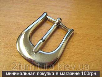 Пряжки (18мм) никель, 4шт 4811