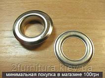 Люверсы (19мм) никель, 50шт 5036