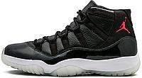 Баскетбольные кроссовки Nike Air Jordan 11 Retro (Найк Аир Джордан 11 Ретро) черные