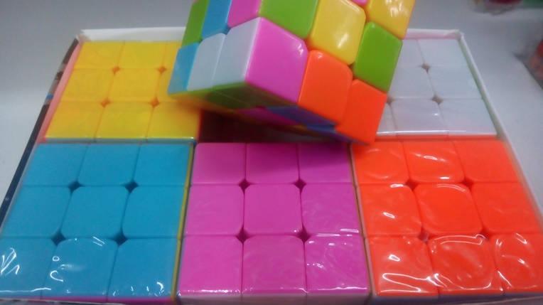 Кубик Рубика 3*3*3 Пастельные цвета , фото 2