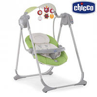 Качели Chicco - Polly Swing Up (79110.51) Green