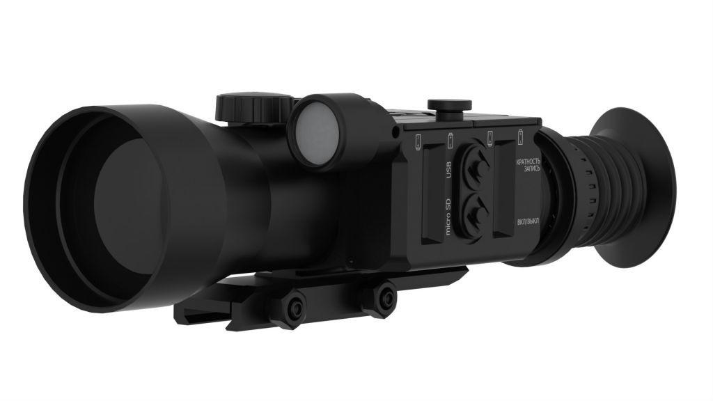 Тепловизионный прицел IWT LF 640 Pro