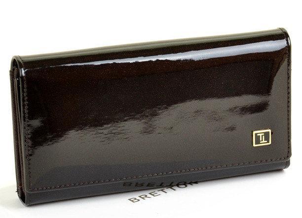 Женский кожаный кошелек BRETTON GOLD W46