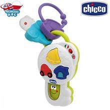 Игрушка двуязычная Chicco - Говорящие ключи (00995.00)
