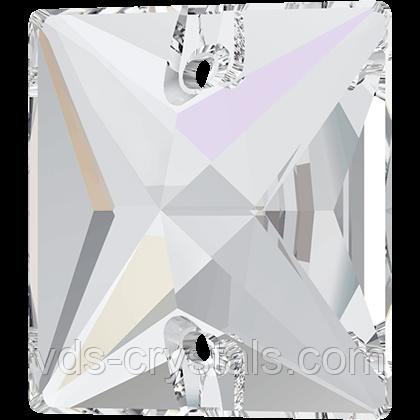Кристаллы Сваровски пришивные 3240 Crystal AB
