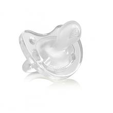 Пустышка Chicco - Physio Soft (01810.01) силикон (12 мес.+), прозрачный