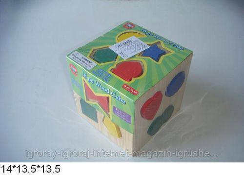Деревянный сортер W02-5334