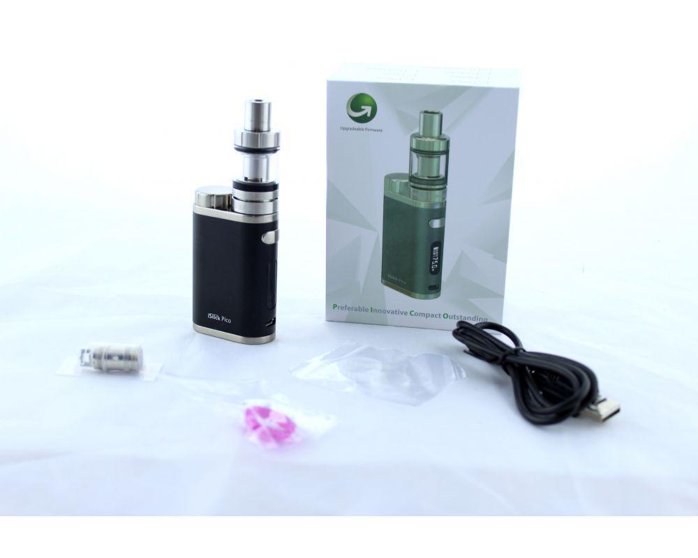 Электронная сигарета Eleaf iStick Pico 75w черная