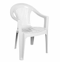 """Пластиковое кресло """"Bahar"""" Irak Plastik, белый"""