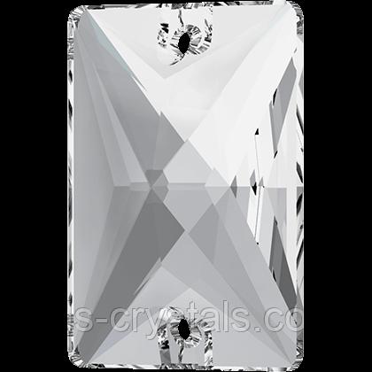 Пришивные стразы Swarovski 3250 Crystal