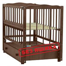 Кроватка Baby Sleep (Aurora) AKP-S-0, Nussbaun Dunkel