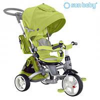 Велосипед 3-х колесный (6в1) Sun Baby (Little Tiger) Light Green