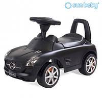 Каталка SunBaby - Mersedes Luxury AMG GT (332/CZA) Black