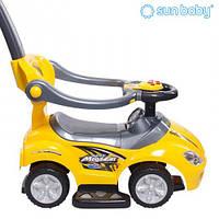 Каталка SunBaby - Mega Car (EC-C382P/ZO) Yellow