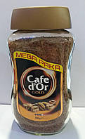 Кофе растворимый Cafe d'Or Gold Mega paka 300 грамм