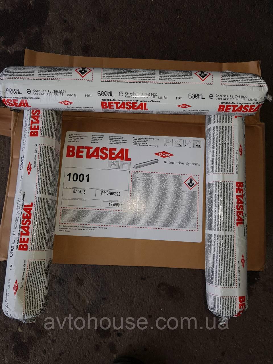 Клей стекольный Betaseal