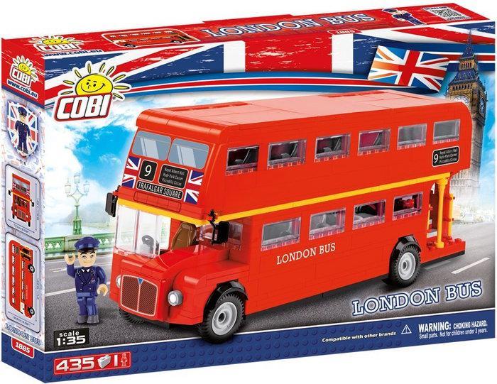 Конструктор Лондонский автобус COBI (COBI-1885)