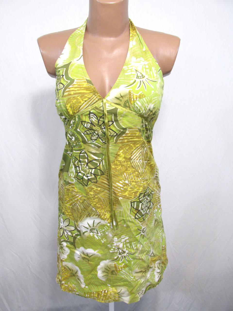 Платье Image, 36, зеленое, Как Новое!