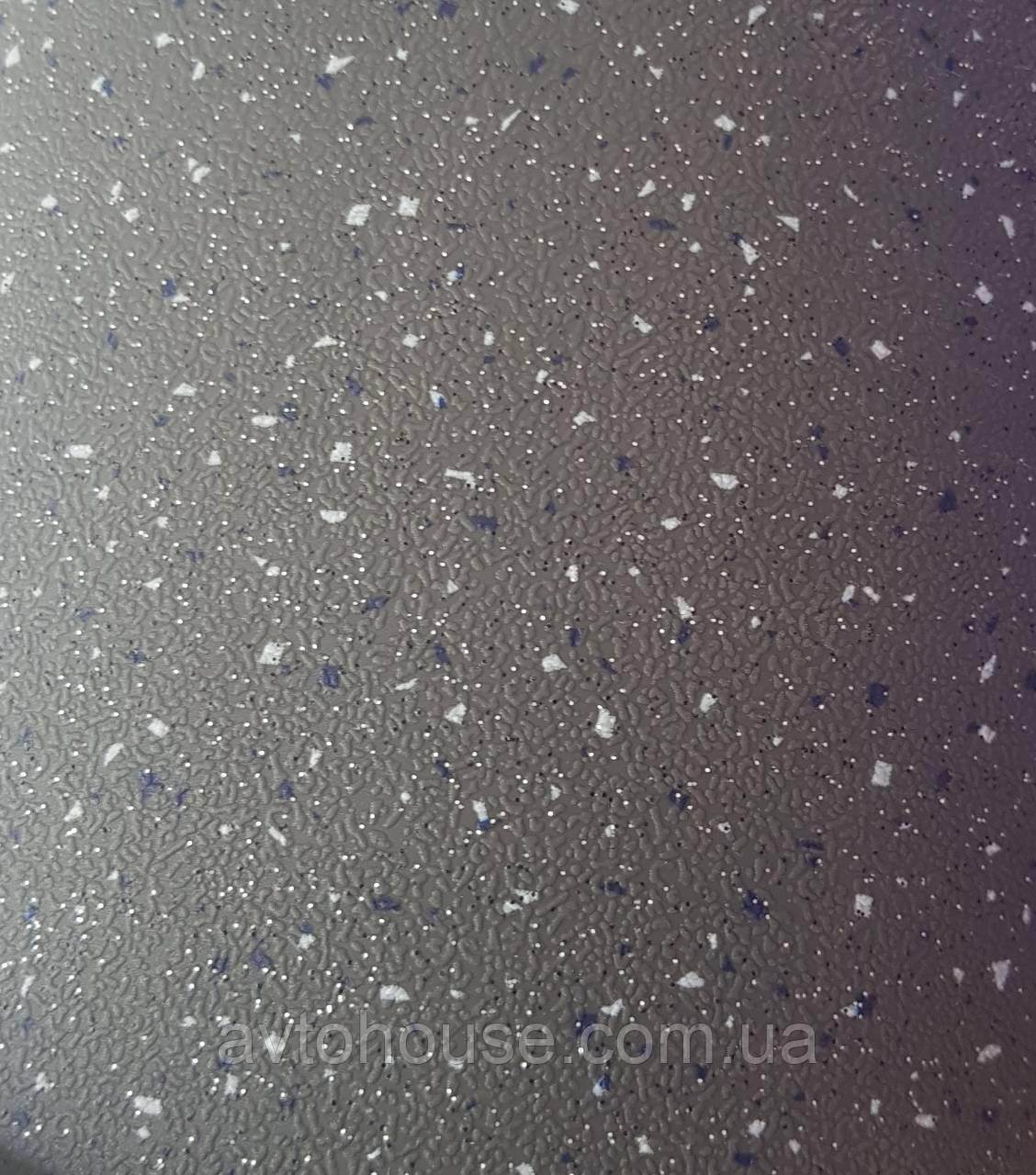 Линолеум автомобильный серый.