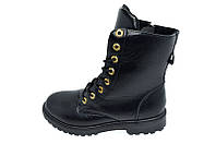 Ботинки Violeta 513 Black, фото 1