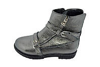 Ботинки женские зимние Arcoboletto 415 Nickel, фото 1