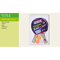 Теннис настольный T1712