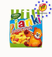 Желейные конфеты Pianki owocowe Fiesta Польша 80г