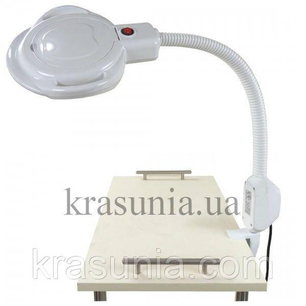 Лампа-лупа 2502T с креплением