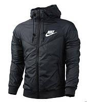 Ветровка мужская Nike черная
