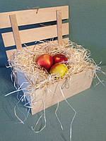 Декоративный наполнитель 1 кг, древесная шерсть (стружка, солома)