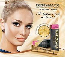 Dermacol Тональный крем Make Up Cover Чехия, фото 3