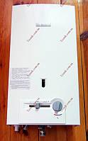Газовая колонка Bosch Therm 4000 WR 10-2P (модуляция пламени, пьезорозжиг)