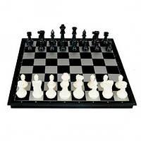 Шахматы пластик.магнит. 25*25 пешка 2,5см (5677)