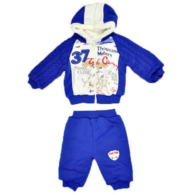 Детский демисезонный костюм для малыша Карта Европы