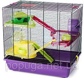 Клетка для грызунов, TEDDY GIGANT 2 InterZoo 58*38*55см