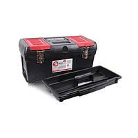 Ящик для инструментов с металлическими замками INTERTOOL BX-1019