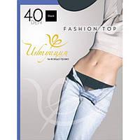 Колготы жен. Fashin Top 40DEN р.4 серый