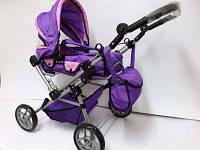 Коляска для кукол демисезонная Melogo 9368 2 цвета, фото 1