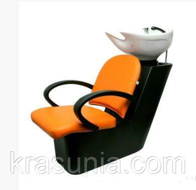 Парикмахерская мойка Prima с креслом Luna