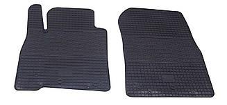 Коврики резиновые в салон для Lexus LX570 2008- (ПЕРЕД) (PolyteP_LUX)